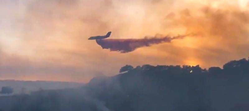 Prescribed fire in Santa Barbara County escapes, burns an additional 10-20 acres