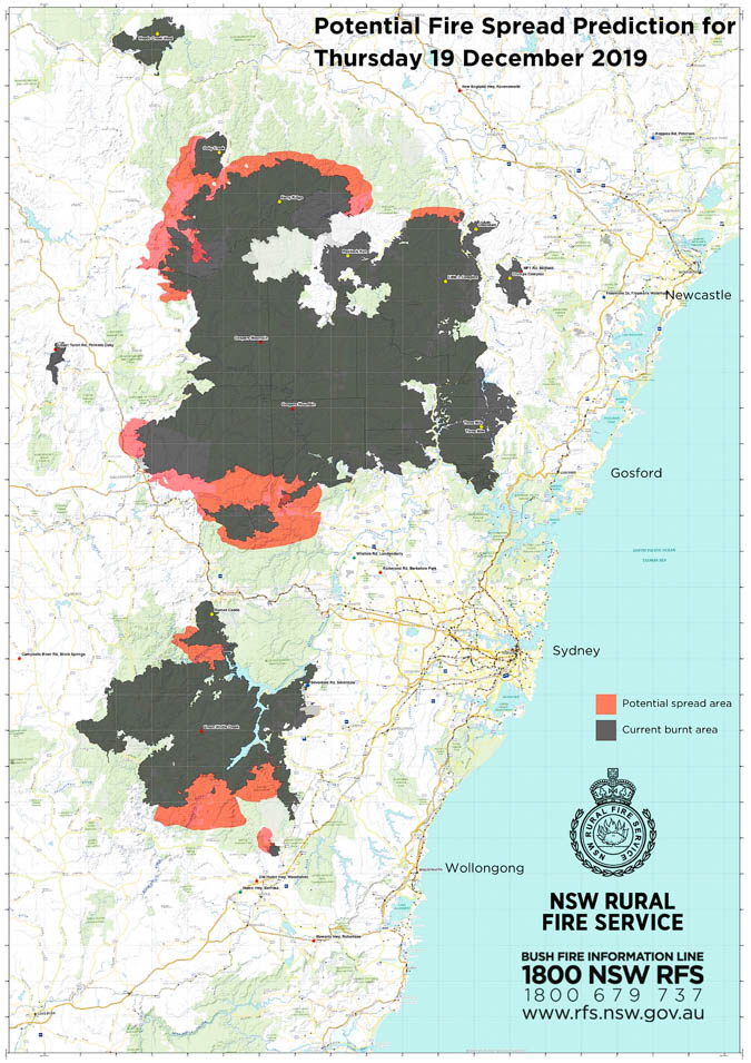New South Wales posts map showing predicted spread of ... on travel directions, mapquest directions, traffic directions, compass directions, driving directions, get directions, giving directions, scale directions,