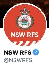 NSW RFS Twitter