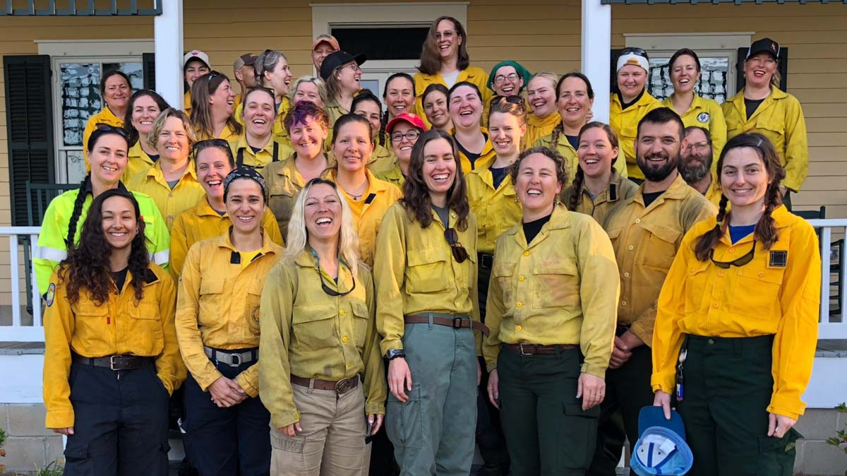 Women-in-Fire Prescribed Fire Training Exchange