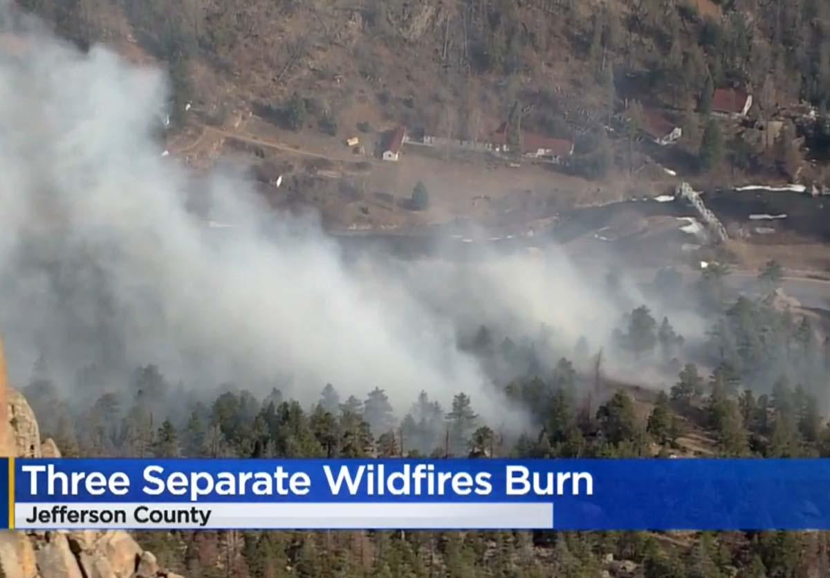 Jefferson County Fire Colorado