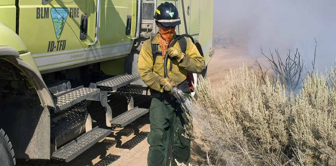 blm firefighter