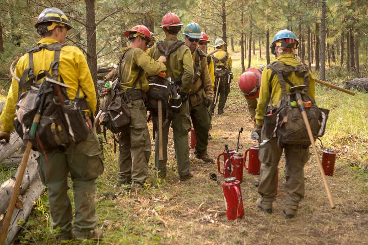 Price Valley Rx Fire 2019 Idaho Kari Greer
