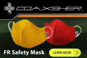 """Coaxsher FR """"Mask width=""""300"""