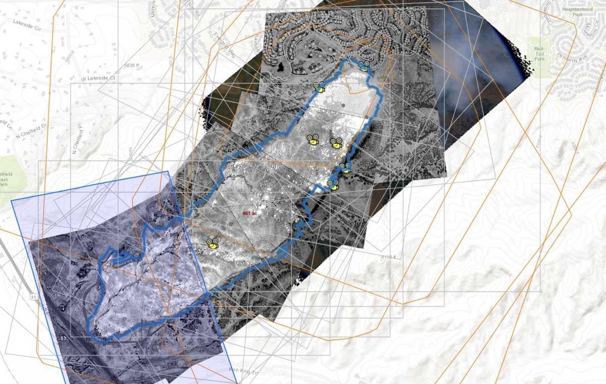 Map Chatridge 2 Fire