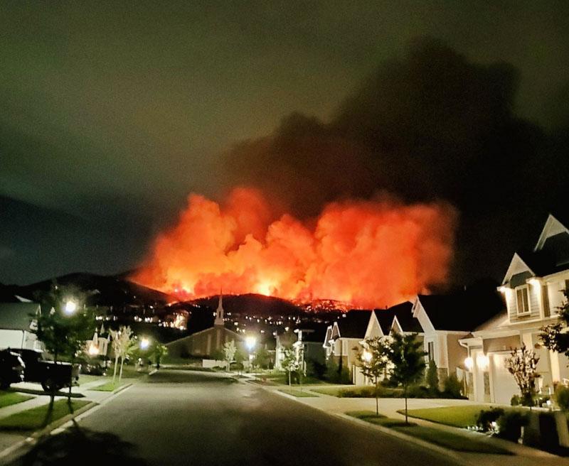 Traverse Fire