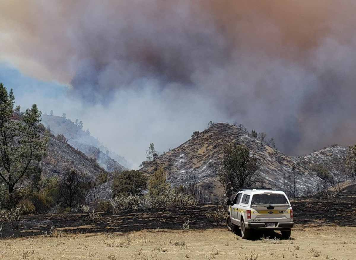 Mineral Fire July 14, 2020