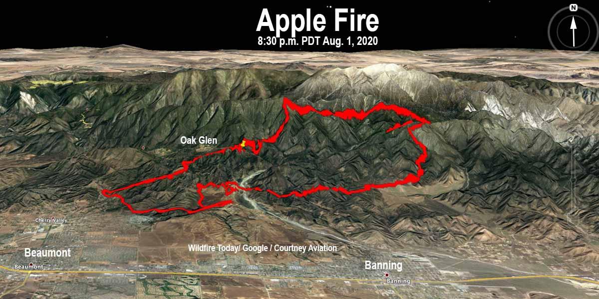 apple fire - photo #6