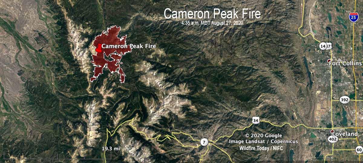 cameron peak fire - photo #6