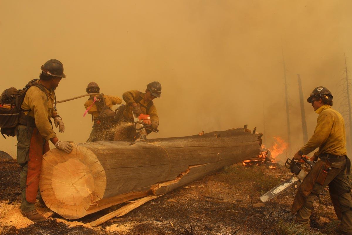 Elkhorn Fire, September 3, 2020