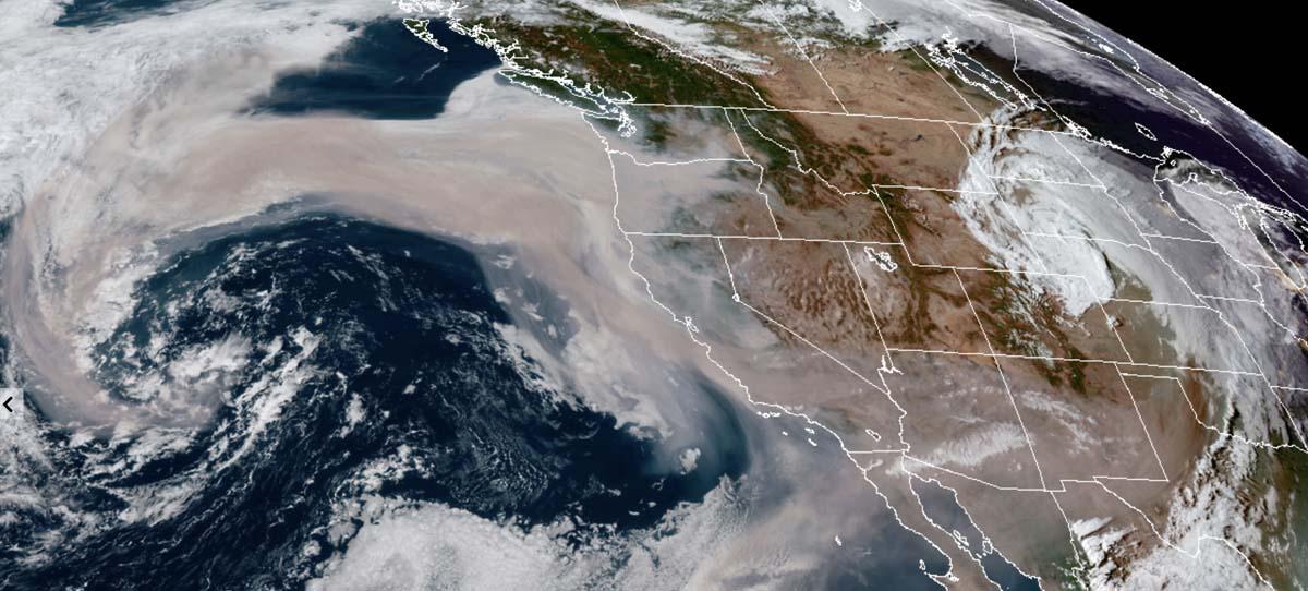 Satellite photo, 4:30 p.m. Sept 11, 2020