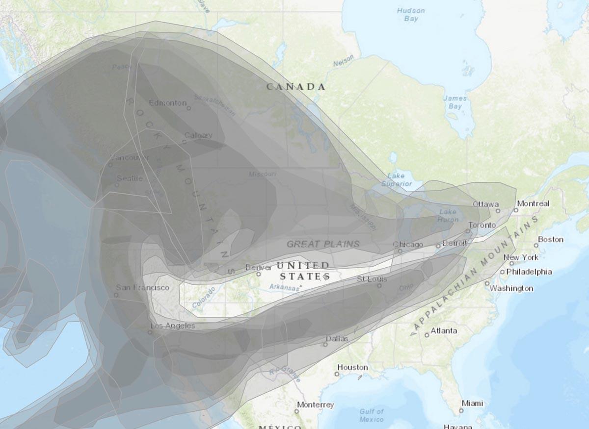 Smoke, Sept 14, 2020, AirNow