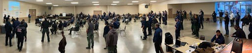 Briefing of FDNY T3 IMT