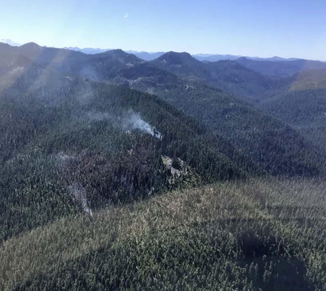 Beachie Creek Fire