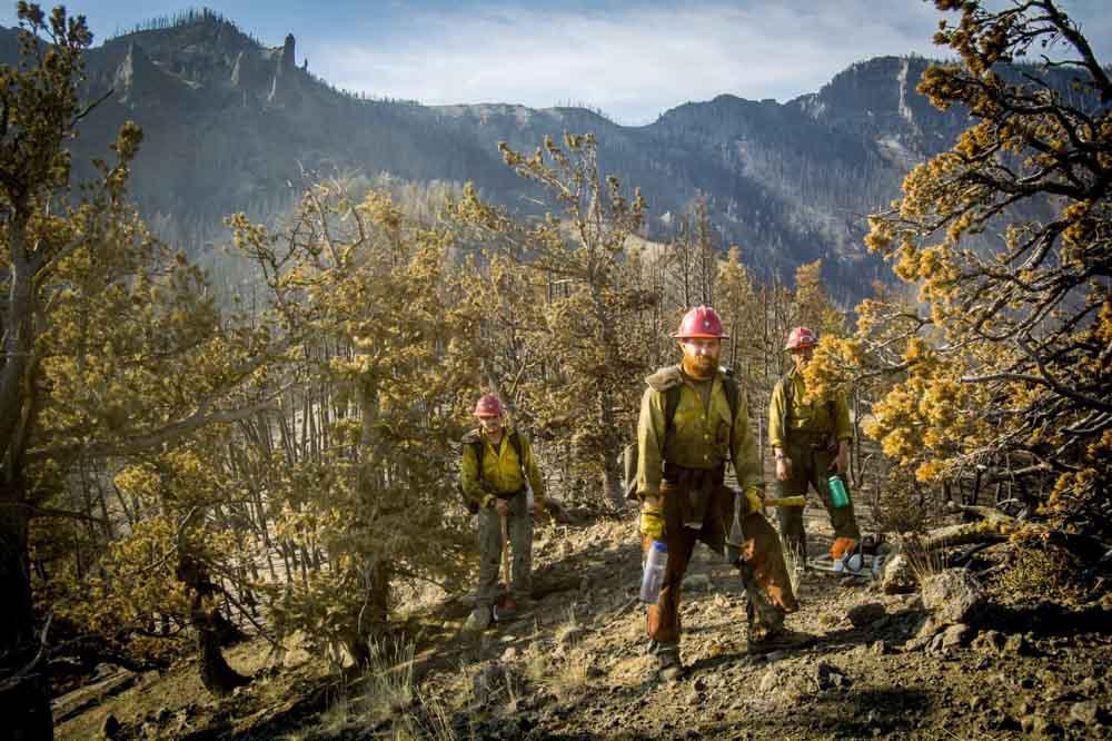 Devils Canyon Veteran Hand Crew