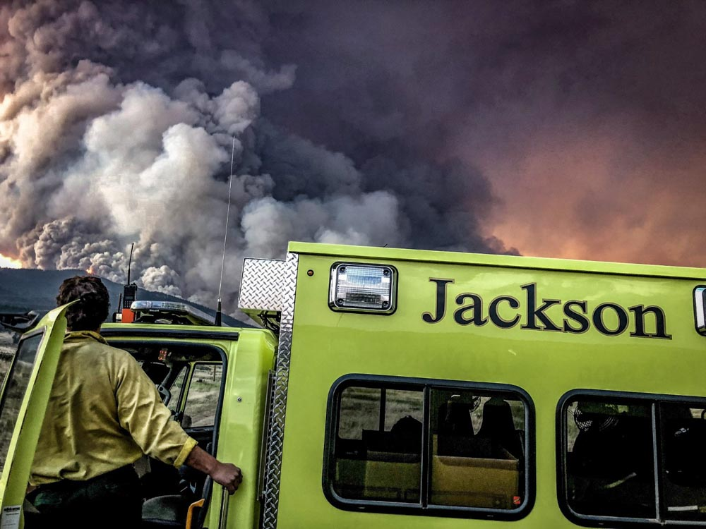 BLM Jackson Interagency Hotshot Crew